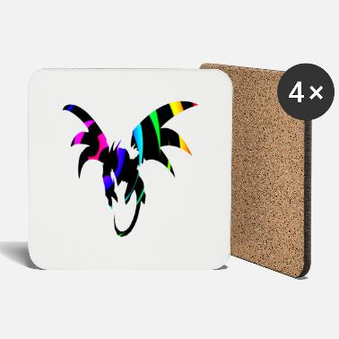 Dragon Bow Dragon Loop - Coasters