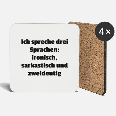 Language languages - Coasters