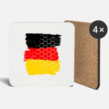 Honeycomb Germany honeycomb - Coasters