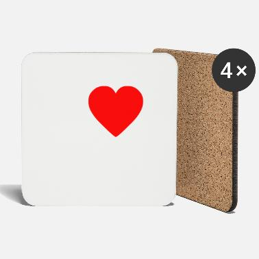 Kingdom I love United Kingdom - Coasters