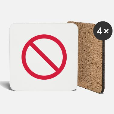 Prohibited PROHIBITION - Coasters