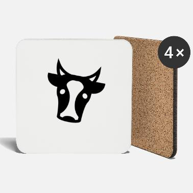 Muh Muh cow - Coasters