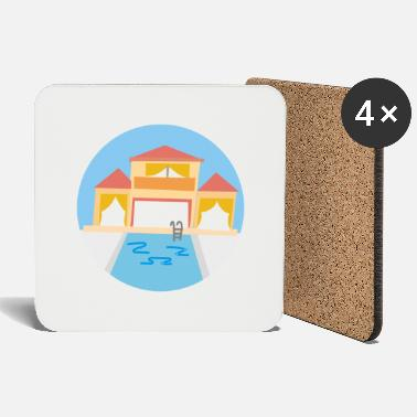 Villanova Beach Villa - Coasters