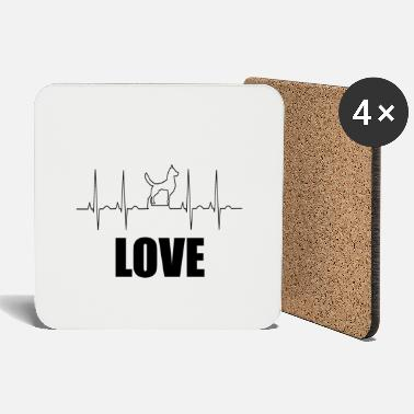Dog Dog Dogs Love Dogs Dog Dog Lovers - Coasters