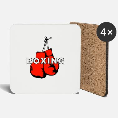 Boxing Gloves Boxing Gloves - Coasters