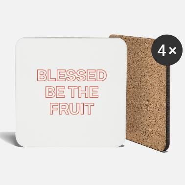 We Are Boston Blessed be the fruit - Coasters