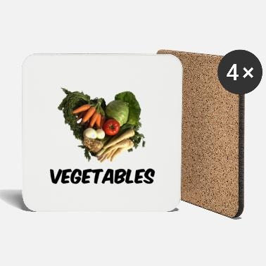 Vegetables VEGETABLES - Coasters