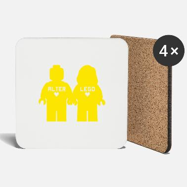 Ego ALTER EGO - Coasters