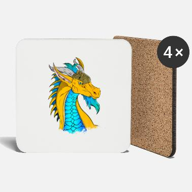 Dragon Head Dragon Head - Coasters
