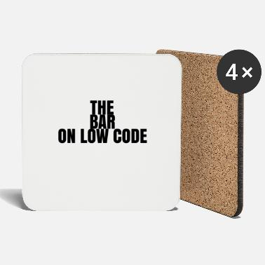 Low-key ON LOW CODE - Coasters