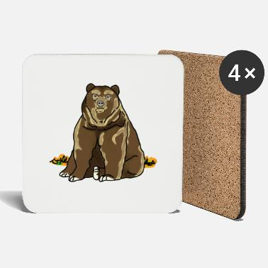 Brown Bear Bear, brown bear - Coasters