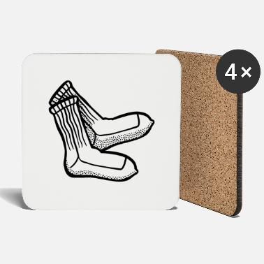 Sock socks - Coasters