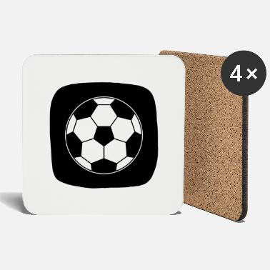 Ball Sport Icon Football Ball Sport Ball Sports - Coasters