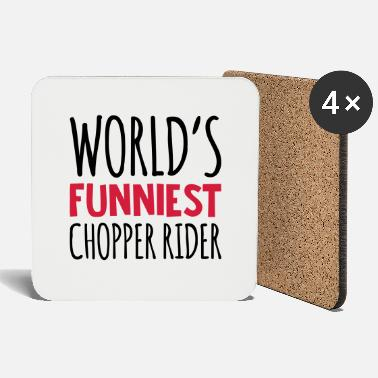 Raleigh Chopper worlds funniest chopper rider - Coasters