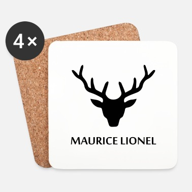 Collections Maurice lionel basic - Untersetzer (4er-Set)