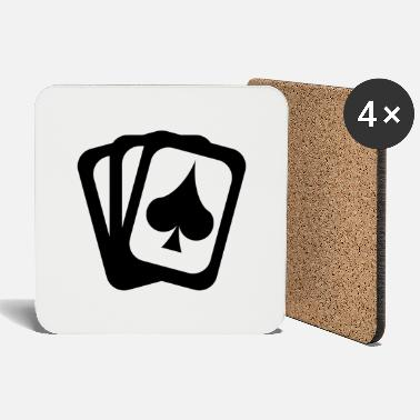 Cards Ace Cards - Onderzetters