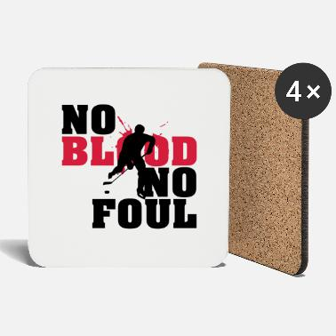 Foul Hockey: No blood no foul - Coasters