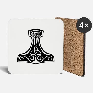 Thor hammer of thor - Coasters