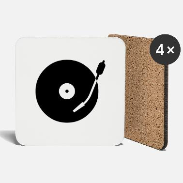 Turntable turntable - Coasters