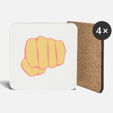 Punch Punch - Coasters