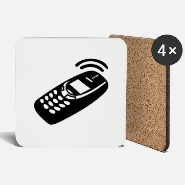 Mobile Mobile Phone - Coasters