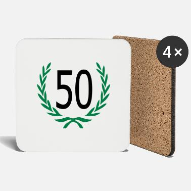 50 birthday - Coasters