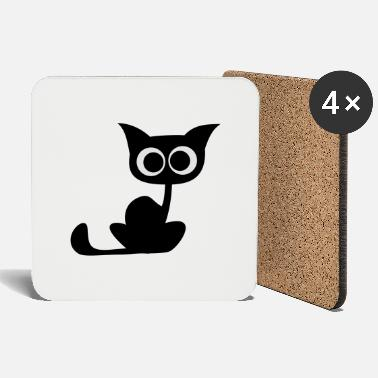 Sweet Cat new - Coasters