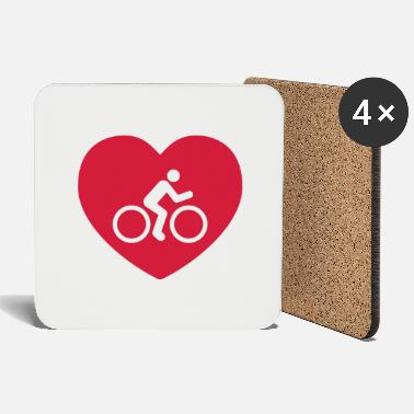 Cycling sports heart uk - Coasters