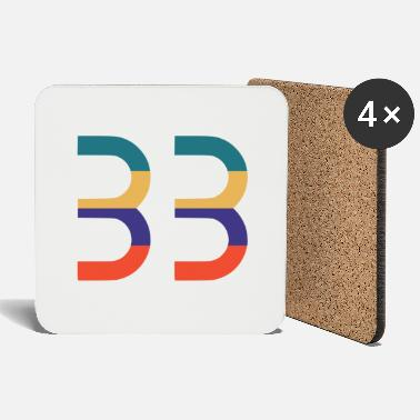 Pay The number 33 - Coasters