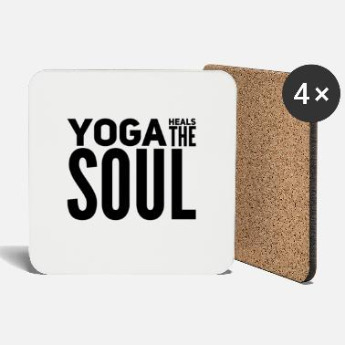 Yoga Lover yoga lover - Coasters