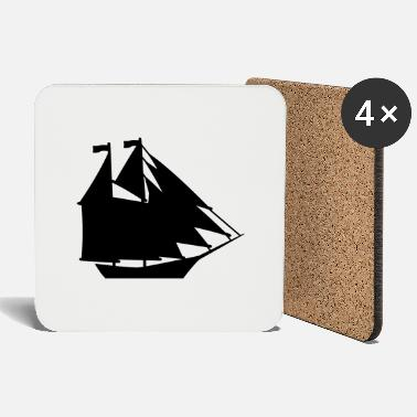 Vessel sailing vessel - Coasters