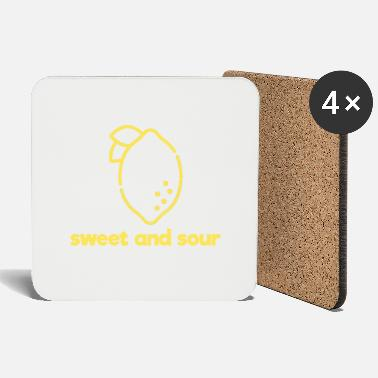 Sour sweet and sour - Coasters