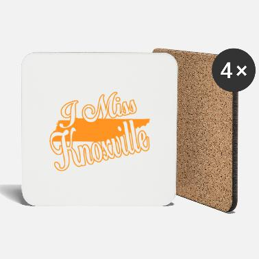 Knoxville I miss knoxville t-shirt - Coasters