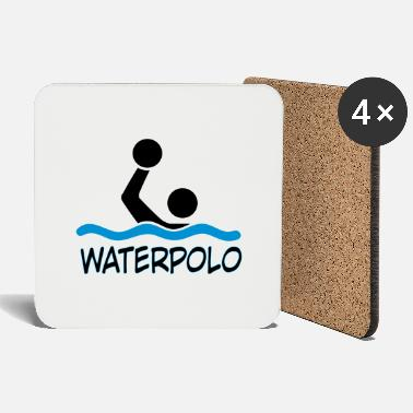 Waterpolo waterpolo - Dessous de verre