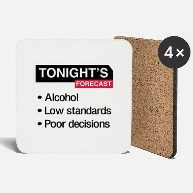 Forecast Tonight's Forecast - Coasters