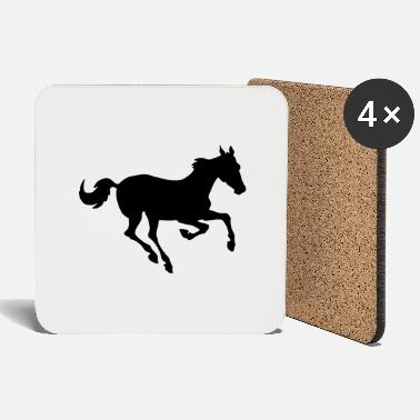 Gallop Horse galloping - Coasters