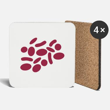 Cell blood cells red_g1 - Coasters
