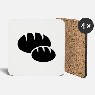 Bread Bread - Coasters