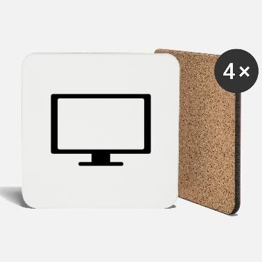 Screen screen - Coasters