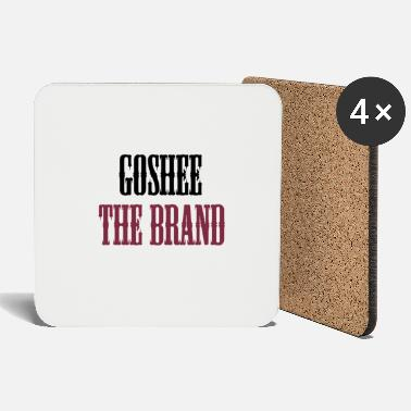 Brand goshee the brand - Coasters