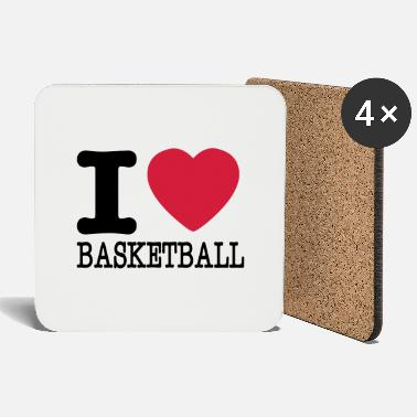 I Love Basketball I love basketball / I love basketball - Coasters