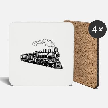 Locomotive Locomotive / Locomotive 02_black - Coasters