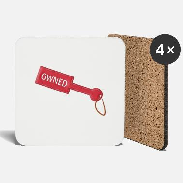 Owned Paddle Owned - Coasters