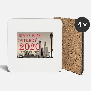 Staten New York 2020 - Staten Island Ferry - Coasters