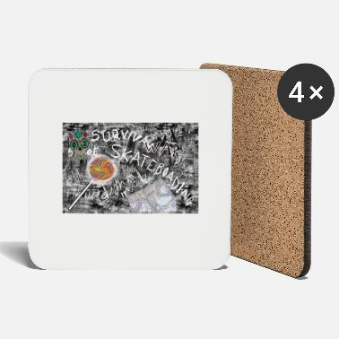 Graffiti graffiti - Coasters