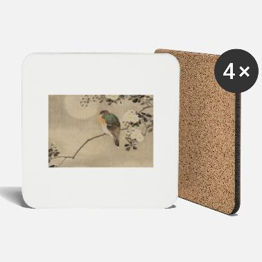 Asian Asian bird - Coasters