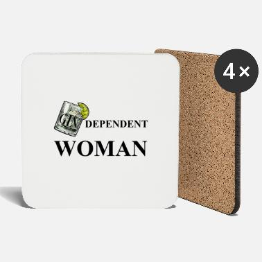 Independent GINdependent Woman (Independent Women Pun) - Lasinalustat