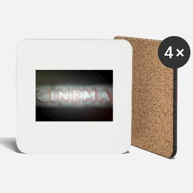 WAX CINEMA - Coasters