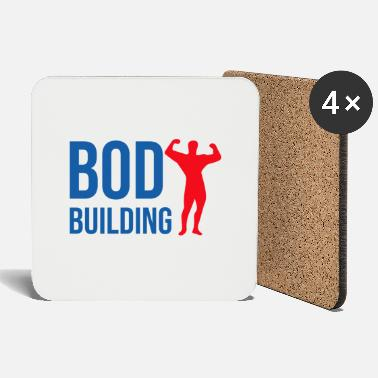 Bodybuilding Gym Workout Muscle - Coasters