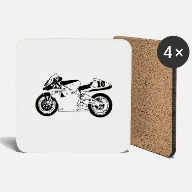 Motorcycle motorcycle - Coasters
